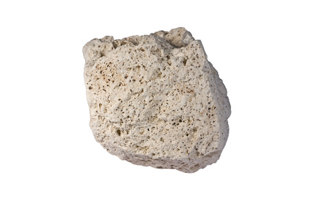 felsic: Pumice sample with a phonolitic composition from Tenerife. Width of sample 6 cm.