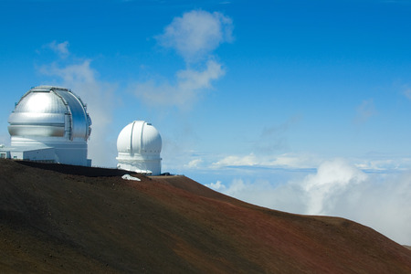 Gemini Northern Telescope and Canada-France-Hawaii Telescope