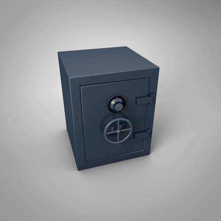 Bank Safe Stock Photo - 10074153
