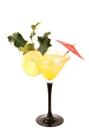 Christmas cocktail Stock Photo - 10616966