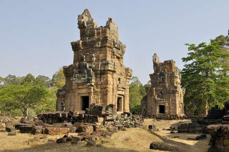 Antiguos templos budistas Foto de archivo - 8312359