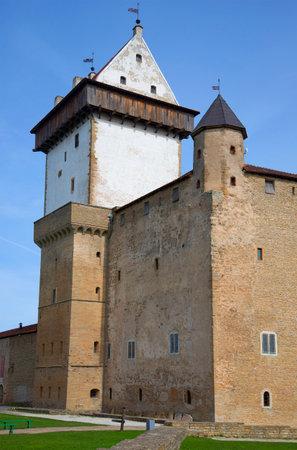 herman: At the ancient castle of Herman. Narva, Estonia