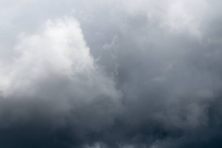 weather sky and cloud before rain