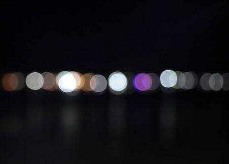 light bokeh abstract background