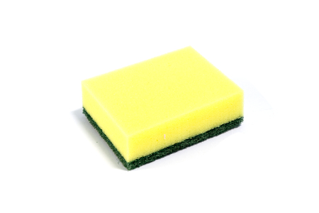dishwashing sponge