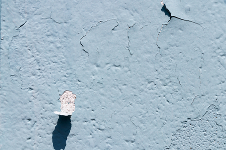 old wall  Peeling paint