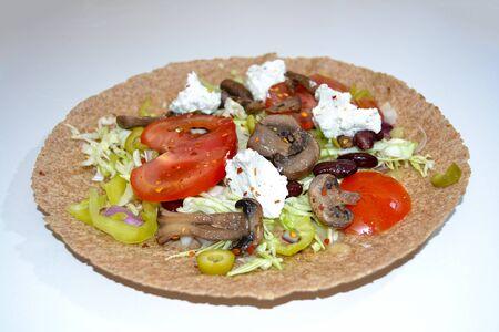 tortilla wraps preparation unwrapped