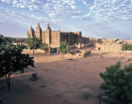 Great Mosque of Djenne Igrave