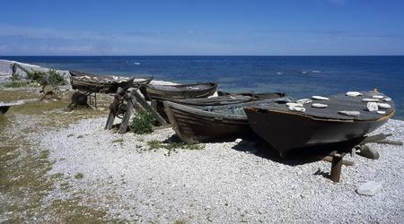 Fishing Village Faro, Sweden