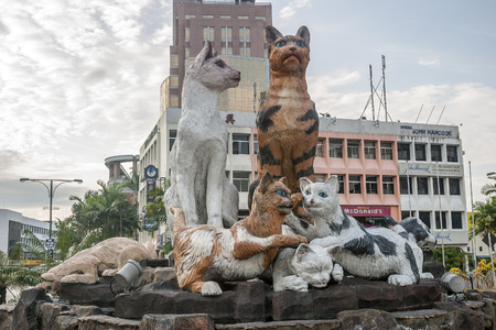 Cats in Kuching Editorial