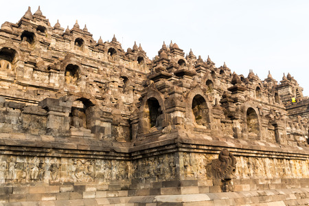 yogyakarta: Borobudur Temple Complex, Yogyakarta, Indonesia.