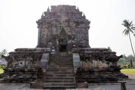 Mendut is a ninth-century Buddhist temple, in Mendut village, Central Java, Indonesia.
