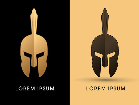 Luxury Roman or Greek Helmet, Spartan Helmet Head protection