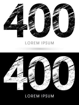 destroy: 400 ,Font grunge destroy graphic