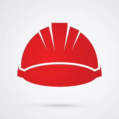 construction helmet: Construction helmet graphic vector. Illustration