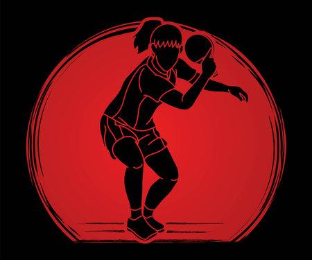 Table tennis action cartoon graphic vector Stock fotó - 162135171