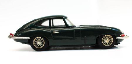 coche antiguo: Modelo de autom�vil cl�sico para la afici�n puede ejecutar presionando.