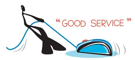 shadow man spirit he try to drag big mouse very good service Stock Photo - 7620019