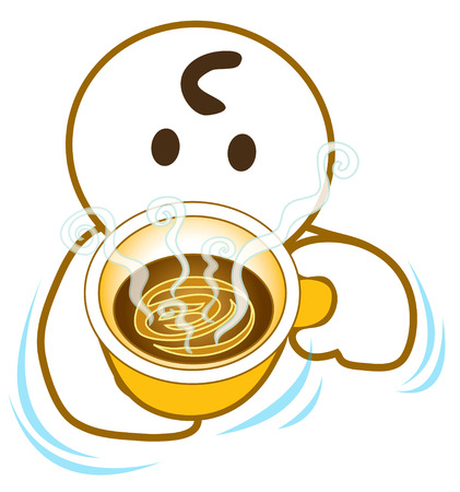 Persuaded coffee for you please try Vector