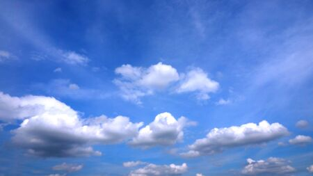 fuzzy: Background Blur Sky Blue and Cloud or fuzzy white and gray color blur,Nature landscape. Stock Photo