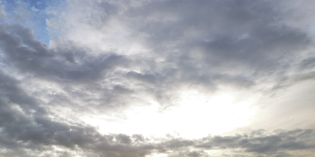 Sky and cloud evening abstract background landscape. 스톡 콘텐츠