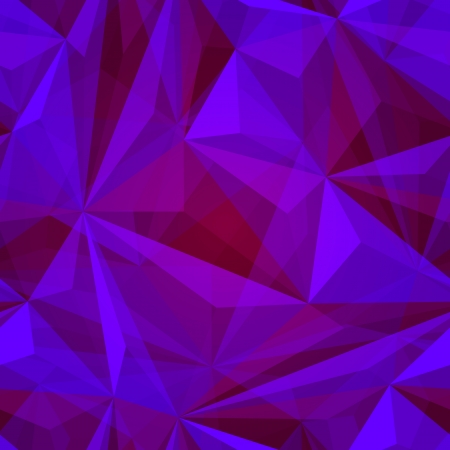 Abstract background from triangles  Seamless composition  Dark option  Vector