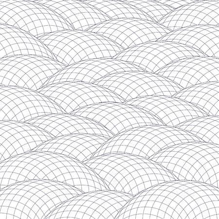 hillock: Malla mont�culos forman un fondo abstracto.