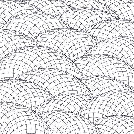 hillock: Hills forman un fondo abstracto.