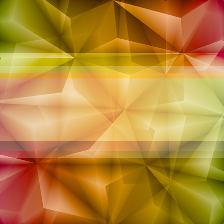 splinter: Multicolored Abstract Backdrop . Transparency was Used. Illustration