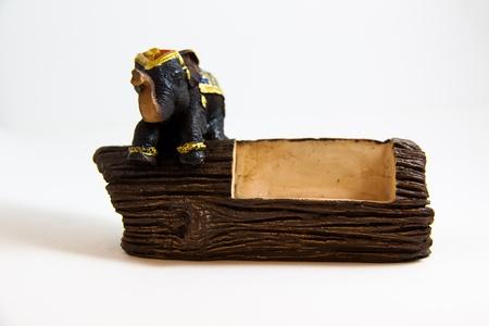 elephant resin - Thai souvenir