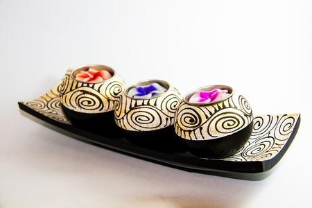 Aromatherapie Spa entspannen Werkzeug handmade - Thai Geschenke