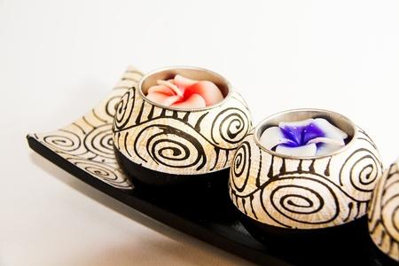 Spa relax aromatherapy tools handmade - Thai souvenir Stock Photo - 21962459