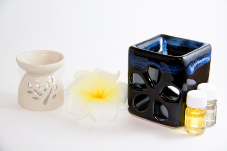 Spa-Set Aromatherapie entspannen Werkzeug handmade - Thai Souvenir