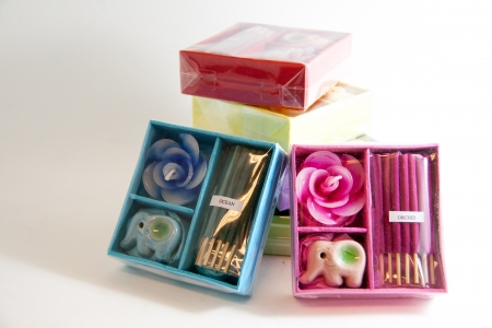 Candle Spa-Aromatherapie-Tool - Thai Geschenke Bild