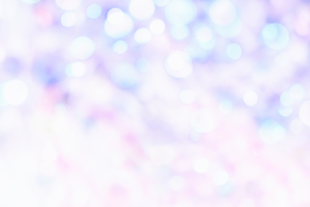 lights abstract blur christmas white pink blue bokah background