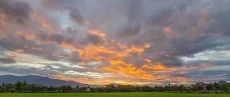 clouds in rainy season Stock Photo - 15565022