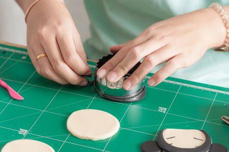 mod: The process of making fondant cake, fondant sugar mod action