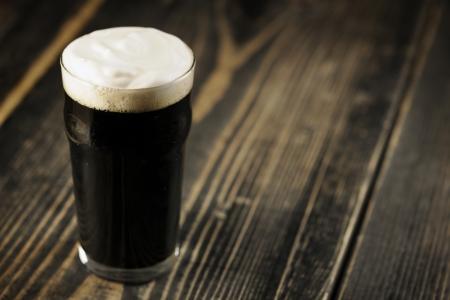 Irish Stout Bier Standard-Bild - 19751618