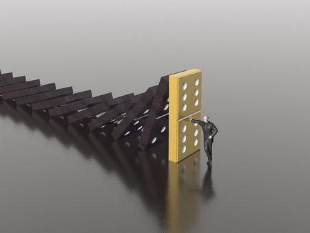best security: domino