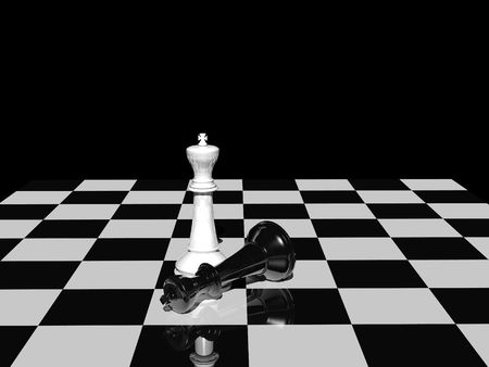 winning idea: last victory of chess competition