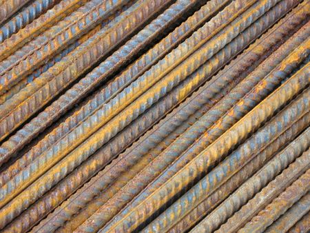 diagonal rusty background photo
