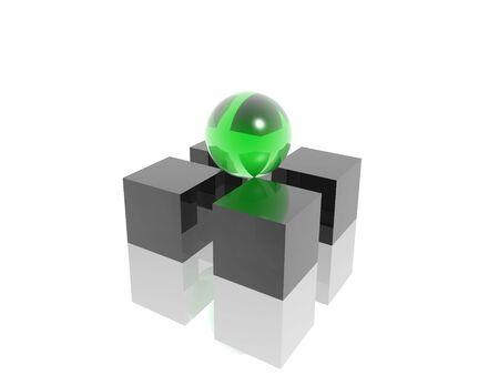 strong base: sostegno (ad alta risoluzione di immagini 3D)