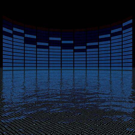 graphiques (�galiseur 3D haute r�solution d'image)