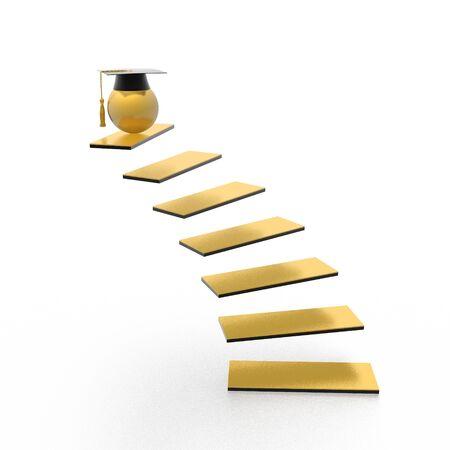 l'�ducation escalier