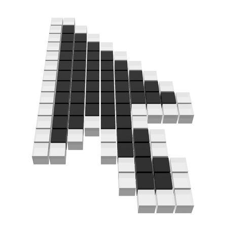 arrow cursor photo