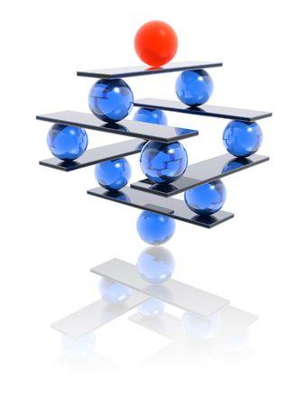 equilibrium: harmony and balance
