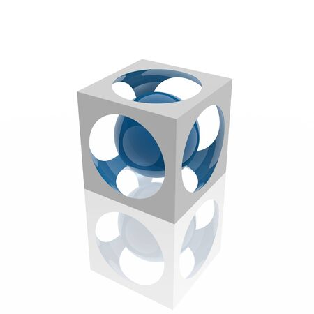 abstract symbool