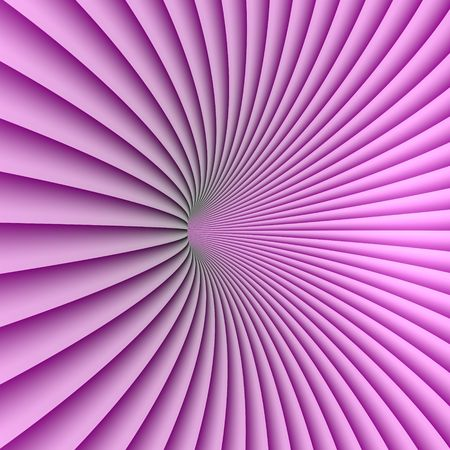 engulf: purple magic hole Stock Photo