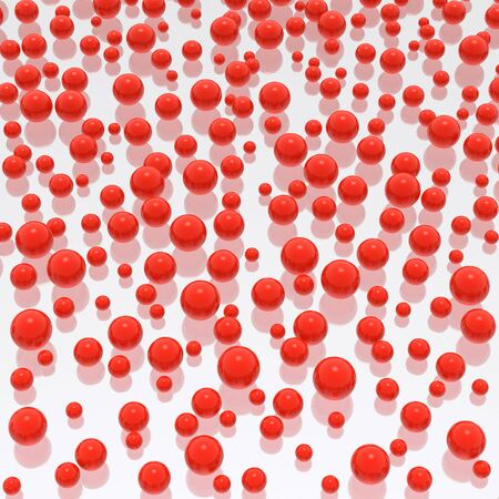 spheres background photo