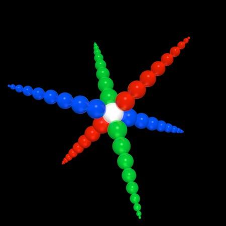 rgb symbol photo